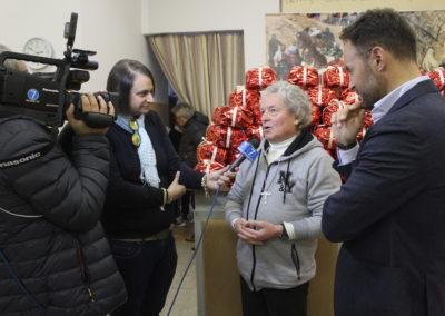 IL GIORNALISTA MAURIZIO SCANDURRA INTERVISTA DON ADRIANO GENNARI