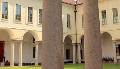 monastero abbaziale di casanova